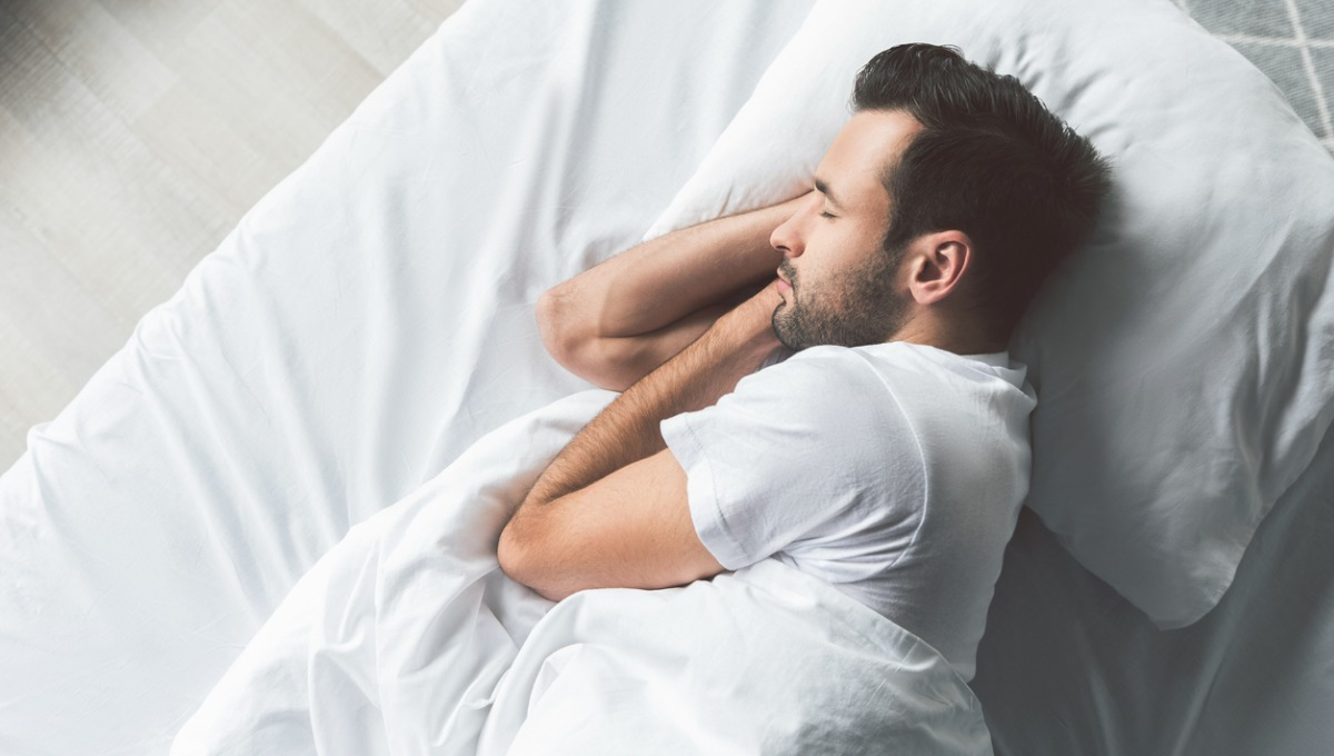 Best Sleeping Position For A Healthy Spine